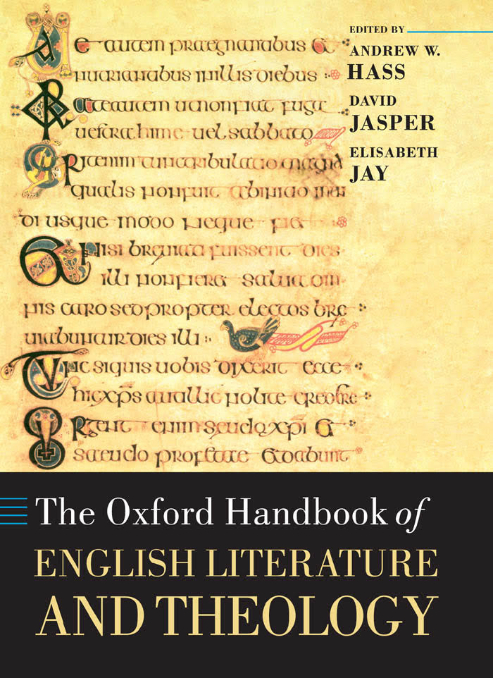 The Oxford Handbook of English literature and theology 책 표지.jpg